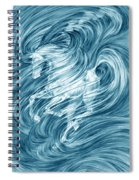 Horsessence - Colorized Fantasy Dream Horse Print Spiral Notebook