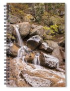 Horsethief Falls - Cripple Creek Colorado Spiral Notebook