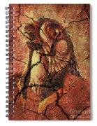 Horus - Wall Art Spiral Notebook
