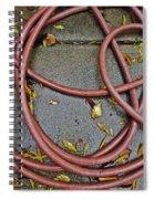 Hose Still Life Spiral Notebook