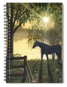 Hoss Spiral Notebook