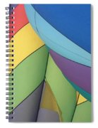 Hot Air Balloons 3 Spiral Notebook