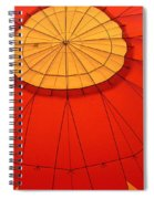 Hot Air Balloon At Dawn Spiral Notebook