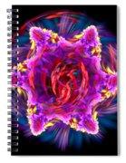 Hot Attraction Spiral Notebook