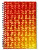 Hot Bits Spiral Notebook