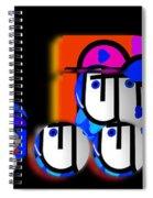 Hot Convoy Spiral Notebook