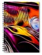 Hot Ford 1 Spiral Notebook