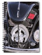 Hot Rod Vw  Spiral Notebook