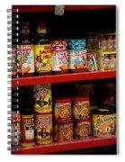Hot Sauce Spiral Notebook