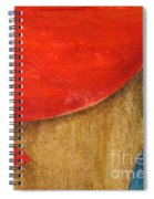 Hot Spot Spiral Notebook