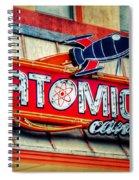 Hot Stuff Spiral Notebook