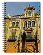 Hotel Alfonso Xiii - Seville Spiral Notebook