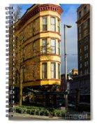 Hotel Bostwick Spiral Notebook