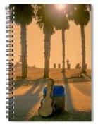 Hotel California Spiral Notebook