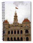 Hotel De Ville Saigon Spiral Notebook