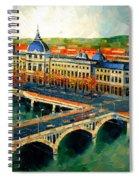 Hotel Dieu De Lyon II Spiral Notebook