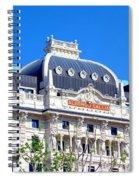 Hotel Gallia Spiral Notebook