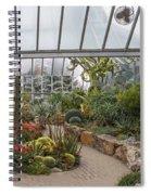 Hothouse Spiral Notebook