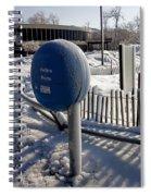 Hotline Spiral Notebook