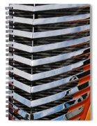 Hotrod Grill Spiral Notebook
