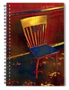 Hotseat In Hell Spiral Notebook