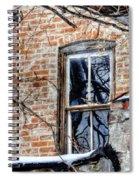 House 13086 Spiral Notebook