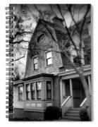 Old House 2  Spiral Notebook