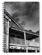 Old House 4 Spiral Notebook