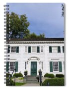 House And Home 3 Spiral Notebook