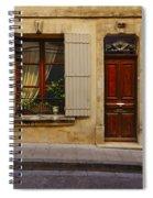 House Arles France Dsc01781  Spiral Notebook