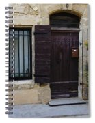 House Arles France Dsc01809  Spiral Notebook