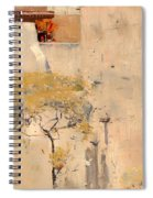 House Builders In Cairo Spiral Notebook
