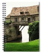 House But No Land Spiral Notebook