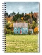 House By The Woods Spiral Notebook