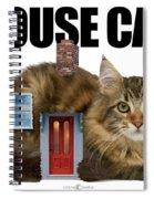 House Cat Spiral Notebook