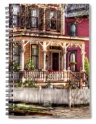 House - Country Victorian Spiral Notebook