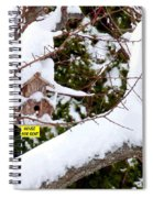 House For Rent Spiral Notebook
