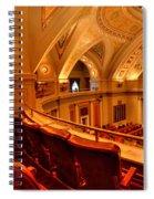 House Gallery Spiral Notebook