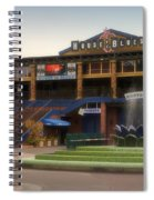 House Of Blues Downtown Disneyland Spiral Notebook