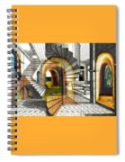 House Of Dreams Spiral Notebook