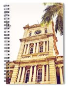 House Of Heavenly Kings Spiral Notebook