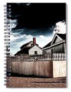 House Of Refuge Spiral Notebook