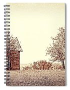 House On 4 Mile Road P3 Spiral Notebook