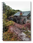 House On A River Spiral Notebook