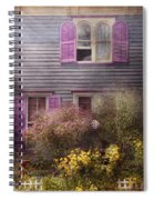 House - Victorian - A House To Call My Own  Spiral Notebook