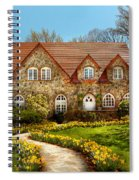 House - Westfield Nj - The Estates  Spiral Notebook