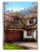 House - Westfield Nj - Who Doesn't Love Spring  Spiral Notebook