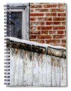 House With Shed 13122 Spiral Notebook
