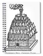 Household Still, 1616 Spiral Notebook