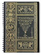 Household Stories Grimm Spiral Notebook